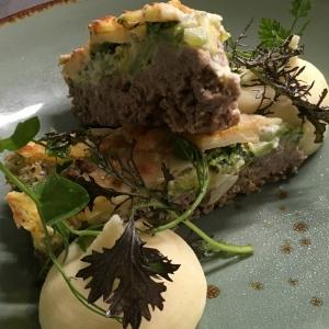 Traiteur Gout - Ovenschotel met Gehakt, Bloemkool, Aardappel en Mozarella